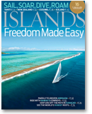 Islands Magazine - Where Luxe Is Low Key article