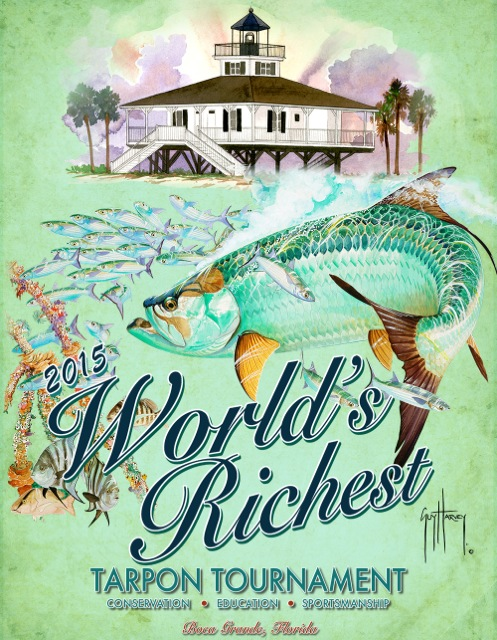 2015 Richest Tarpon Cover